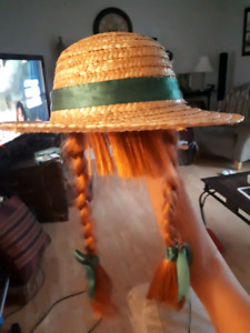 Anne of green gables hat