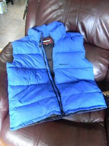 Men's Marmot Down-filled Vest