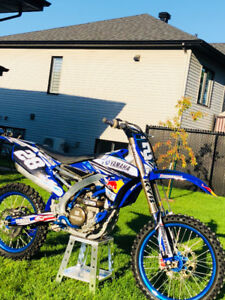 Yz250f condition A1
