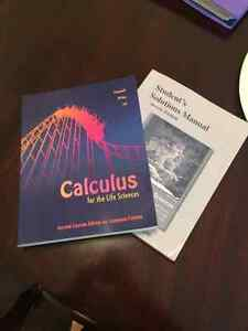 Calculus textbook with answer key