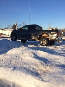 Ford f-150 2001 5.4