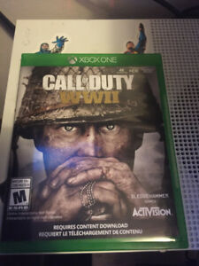 Call of Duty WWII (Xbox One) 50$