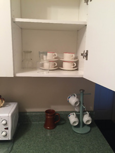 Bachelor Apartment Available Immediately