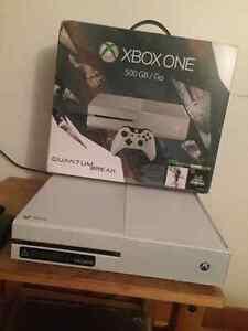 Xbox One Édition Quantum Break