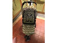 OBaby Chase 3 Stroller Buggy Pushchair