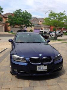 2011 BMW 3-Series 335xi Sedan