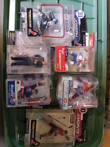 McFarlane Hockey Figures
