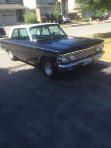 1962 Ford Fairlane 2 dr post