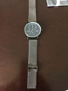 NOMOS Style Watch with Mesh Band - $50 OBO