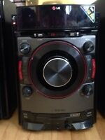 Sellin like new sounds system 1200 watts RMS