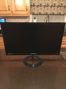 "Selling 23"" 1080p ASUS Monitor, 60 Hz, 1ms Response Time"