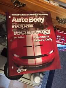 Autobody repair textbook mint condition London Ontario image 1
