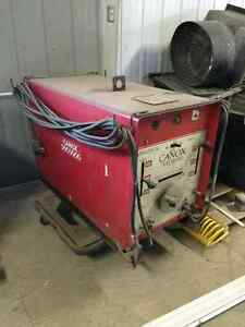 Canox electric welder