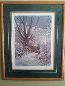 """""""Mother's Love"""" D. Laird Limited Edition London Ontario image 1"""