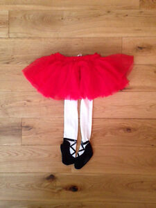 6 month tights and tutu