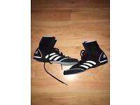 Adidas box rival 2 boxing boots