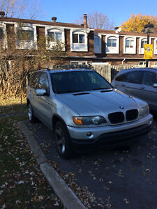 2003 BMW X5 3.0 SUV, Crossover West Island Greater Montréal image 6