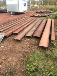 Steel I-Beams  for sale