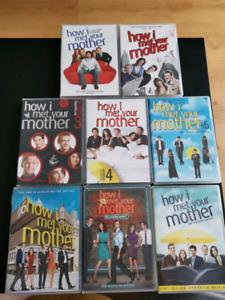 How I Met Your Mother Season 1-8