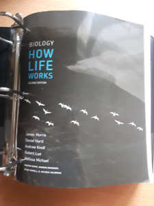 Biology How Life Works 2nd Edition Textbook