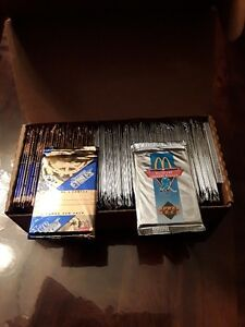 mc donalds hockey packs
