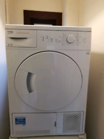 Beko 8kg Condenser Dryer (moving house)