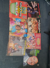 lots of record lps for sale dancing music 2 box's