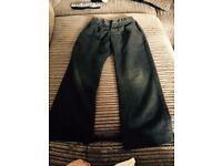 Boys 6-7 grey school trousers FREE
