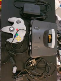 Nintendo n64 and zelda