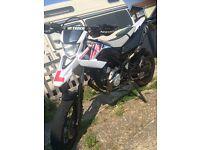 Yamaha wrx 125cc £2300 ono