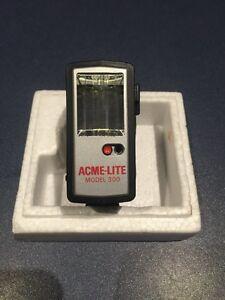 ACME LITE MODEL 300 MINI COMPUTER ELECTRONIC FLASH