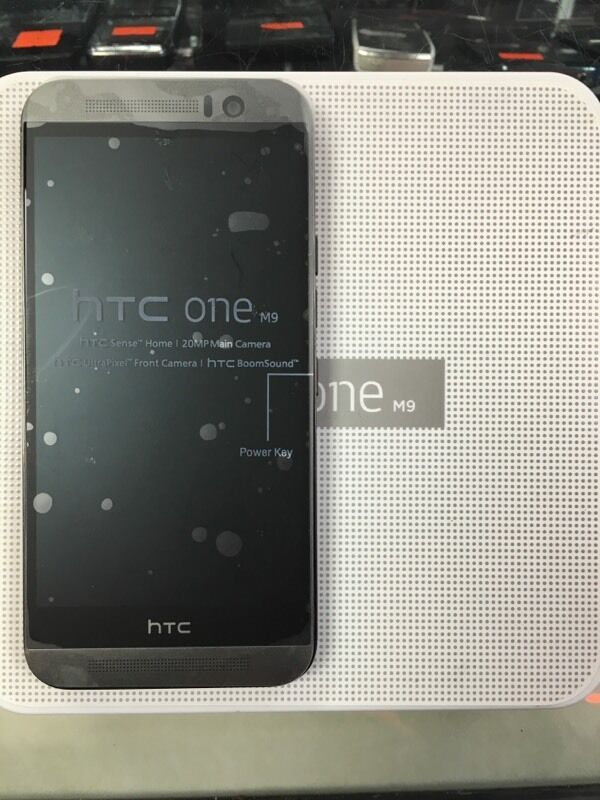 HTC one M9in Bradford, West YorkshireGumtree - New HTC one M9 unlocked sim free in grey pick up from shop with a receipt 23 James st Bradford BD13PZ