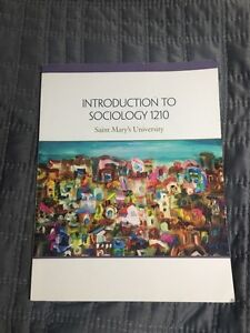 Introduction to Sociology 1210 SMU