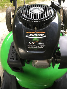 Lawnboy gas lawnmower