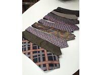 Selection of Vintage Men's Ties