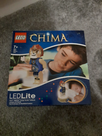 LEGO Legends of Chima Laval Oversized Minifigure LED Flashlight/Night
