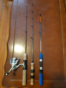 Ice Fishing Rods/Reel