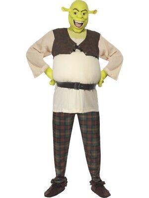 Shrek Kostüm Erwachsene Original Oger Shrekkostüm (Shrek Kostüm Kostüm)