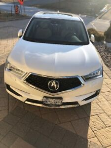 2017 Acura MDX Technology, DVD Leather Package SUV, Crossover