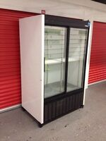 Clearance !! 4ft habco double door fridge for only $750