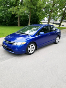 Honda Civic  lx 2007
