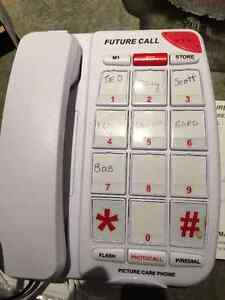 Large Button Alzheimer Memory Phone