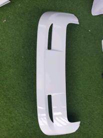 FORD FOCUS MK3 ZETEC S ST 2011-2017 GENUINE ROOF TAILGATE SPOILER