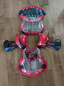 Fox chest protector