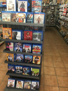 CHEAPBIG SALE FOR BLUERAYS/DVDS/TV SHOWS FOR SALE ONLY $2 EACH.