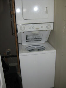 Stacking Washer/Dryer