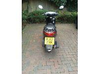 Yamaha Vity 125cc Moped