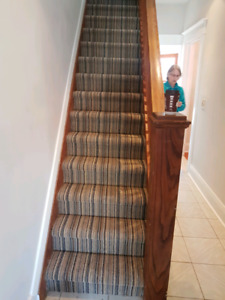 Carpet sales and Installations. 647-994-4446.