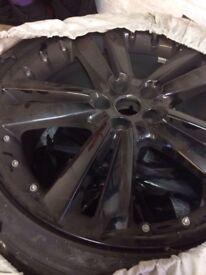Jaguar xf wheels