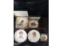 Royal Albert and Crown collectables